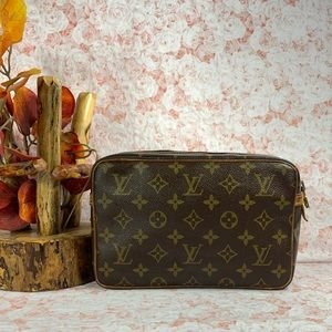 Authentic Louis Vuitton Cosmetic Bags